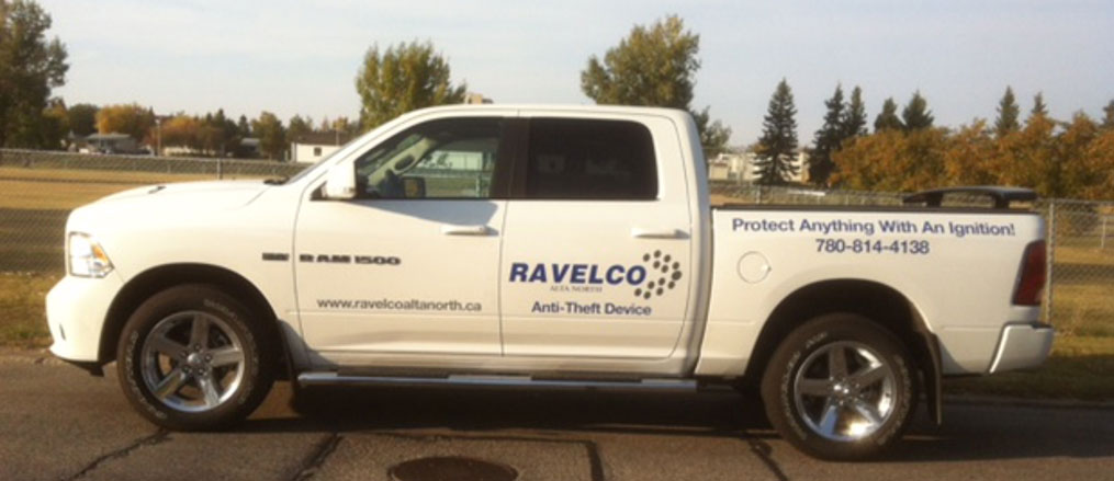 Ravelco of Alberta is your source for the most effective anti-theft device available on the market.