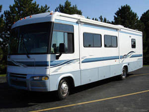 A Ravelco anti-theft unit will protect your RV from vehicle thieves